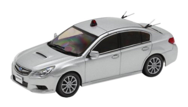 RAI'S 1/43 スバル レガシィ B4 2.5GT 2010 警察本部刑事部機動捜査隊車両 完成品