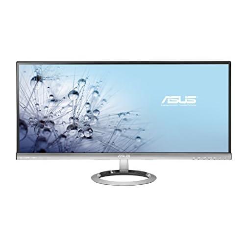 ASUS 29型ウルトラワイドディスプレイ (AH-IPS/広視野角178°/ブルーライト低減/スリムベゼル/HDMI1.4×1(MHL2.0),HDMI×2,DVI-D×1/スピーカー内蔵/3年保証 ) MX299Q