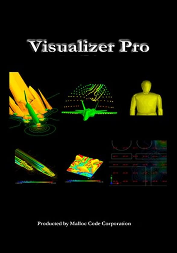 審判賭け戸棚Visualizer Pro バージョン3.0