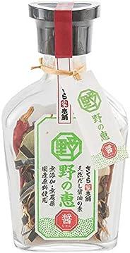 フーズネット福島 天然だし醤油の素 野の恵醤 15g