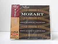 モーツァルト : 弦楽四重奏曲第19番「不協和音」 / 同第15番