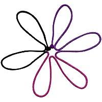 ササキ(SASAKI) 新体操 手具 ロープ 国際体操連盟認定品 日本体操協会検定品 3色ロープ 長さ3m M-280G-F