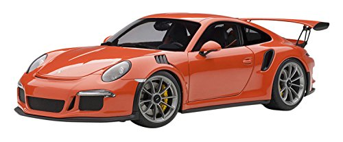 AUTOart 1/18 ポルシェ 911 (991) GT3 RS オレンジ 完成品