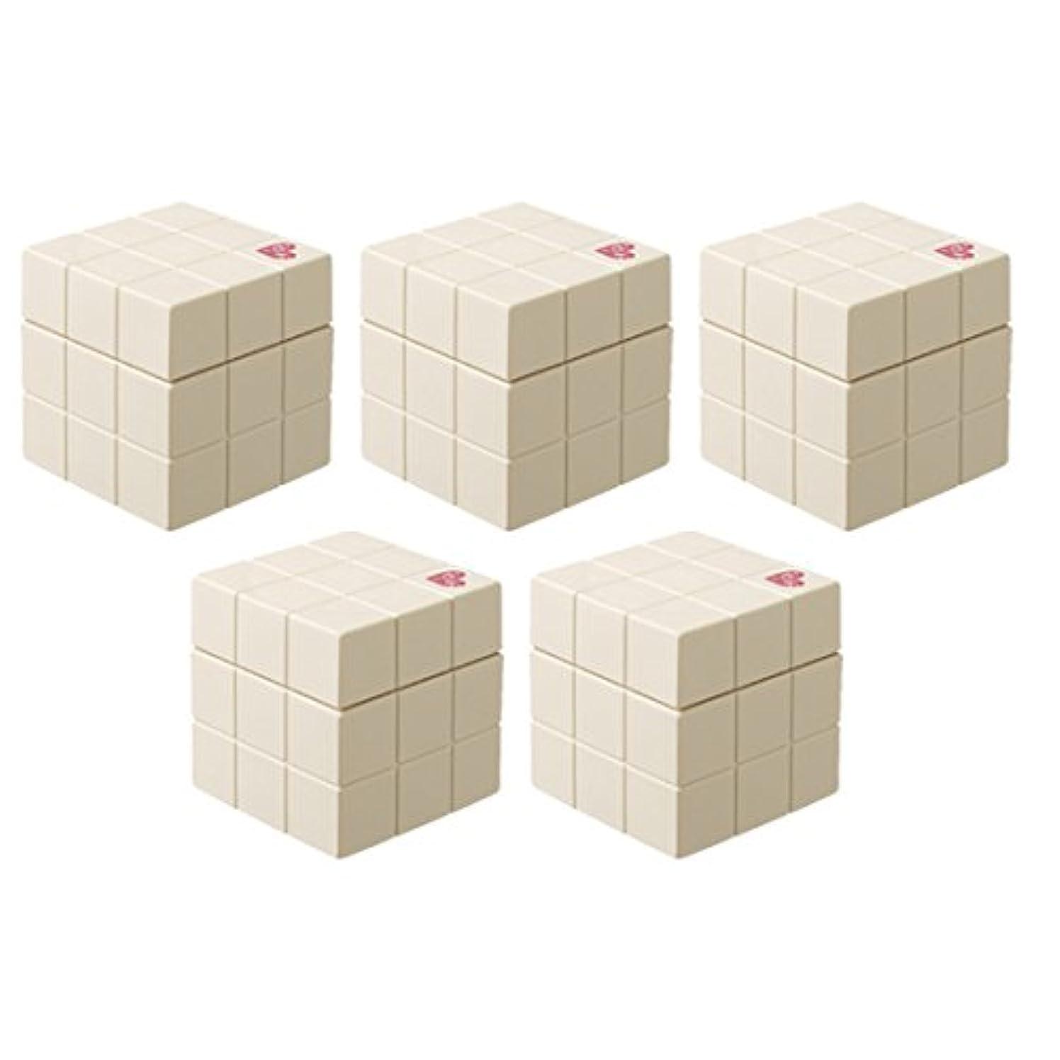 にぎやか火ミシン目【x5個セット】 アリミノ ピース プロデザインシリーズ ニュアンスワックス バニラ 80g