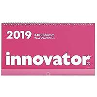 イノベーター 2019年 カレンダー 壁掛 M 30595006