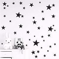 Faaddd 新しい漫画星空の壁ステッカー子供のための部屋の家の装飾小さな星壁飾りベビー保育園Diyビニールアート壁画