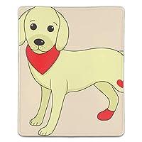 犬 マウスパッド ゲーム用 快適 耐久性