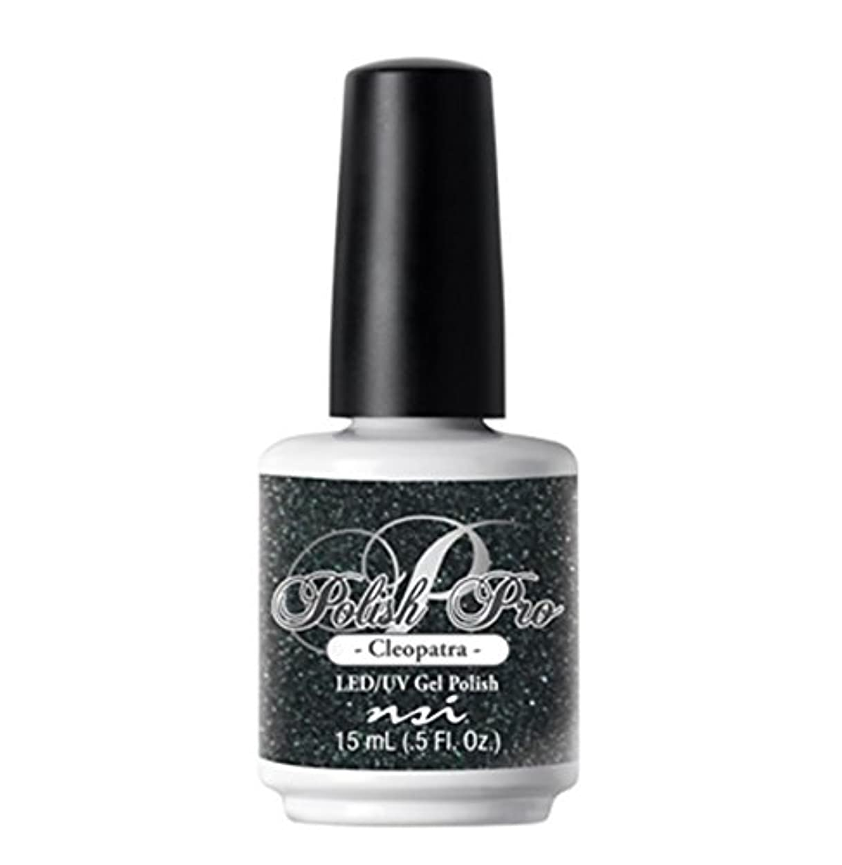 シーズン惑星銅NSI Polish Pro Gel Polish - Egyptian Goddess Collection - Cleopatra - 15 ml/0.5 oz
