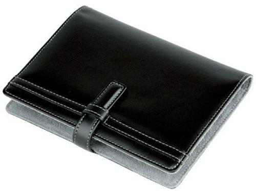 ハクバ  ピクスギア DIARY 電子辞書カバー ブラック  SPG-EDDC-BK
