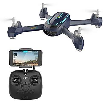 Hubsan ドローンH216A X4 DESIRE PRO HT011A送信機操縦1080P広角HDカメラ付き 200g未満 航空法規制外高性能ドローン Wifi FPV GPS搭載 国内認証済 日本語説明書 機体バッテリー2個