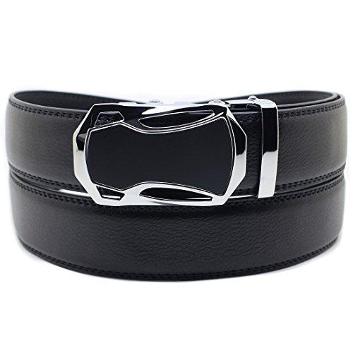 CaseEden ベルト メンズ 革 レザーベルト サイズ調...