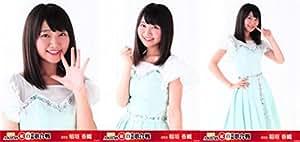 【稲垣香織】 公式生写真 第7回AKB48紅白対抗歌合戦 ランダム 3種コンプ