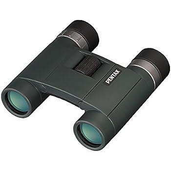 PENTAX 双眼鏡 AD 8×25 WP 防水 小型軽量でたためて持ち運びに便利 フルマルチコーティング (8倍) 旅行 フェス ライブ コンサート スポーツ観戦 メーカー保証1年 ペンタックス 62881