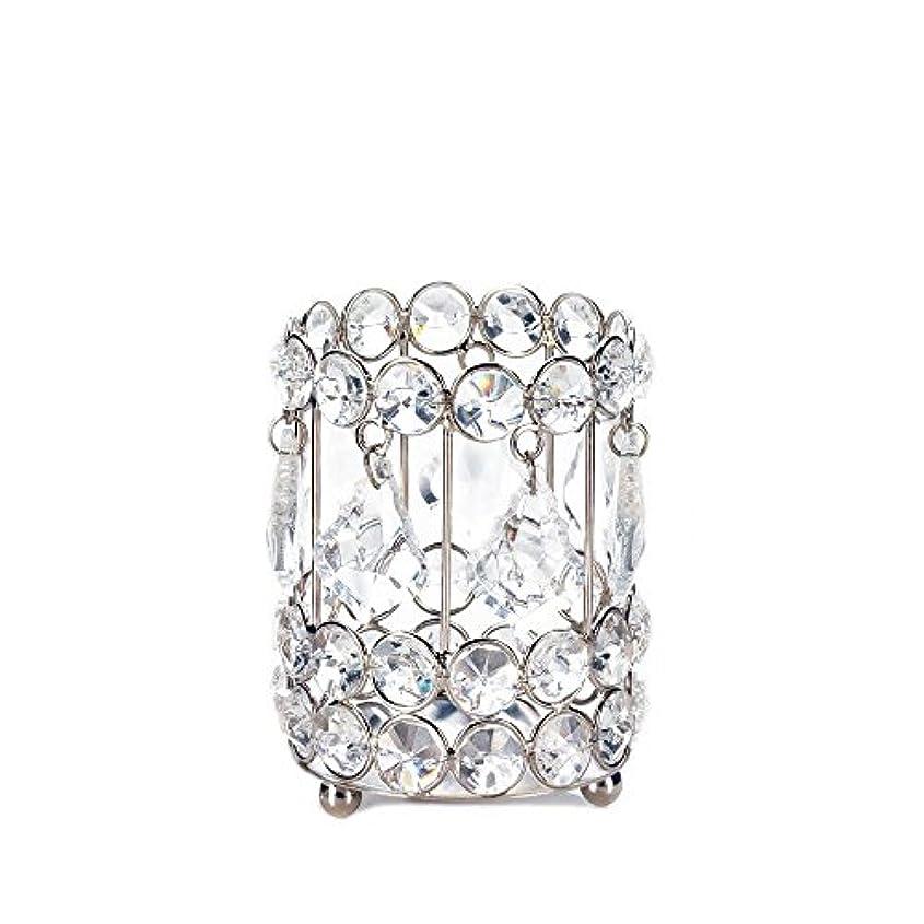 どのくらいの頻度で安全踏みつけGallery of Light 10018136 Super Bling Crystal Drops Candle Holder - 4 in.