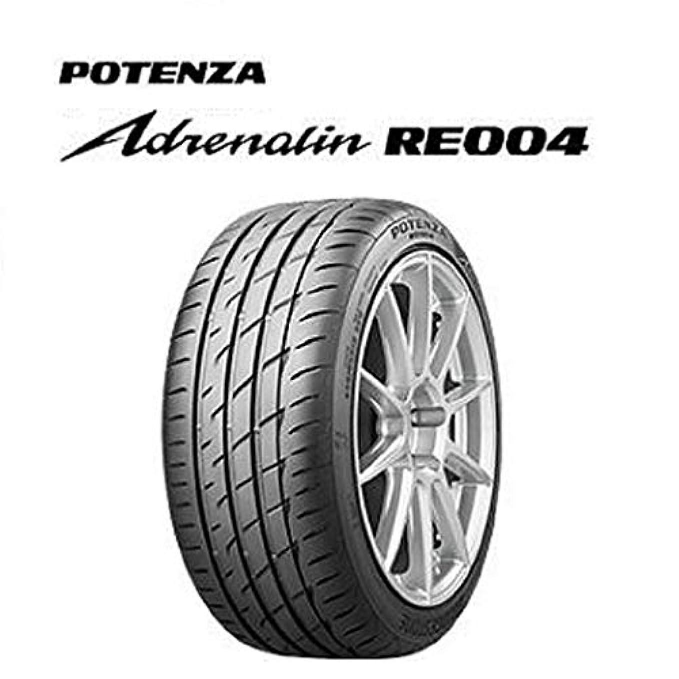 ウェーハ蒸気他のバンドでタイヤ POTENZA Adrenalin RE004 225/40R18 92W XL BRIDGESTONE ブリヂストン