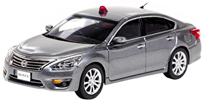 RAI'S 1/43 日産 ティアナ XE (L33) 2016 警察本部刑事部機動捜査隊車両 完成品