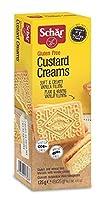Schテ、r Custard Creams 125 g