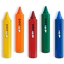 Munchkin 31286CNP Bath Crayons - 5pk