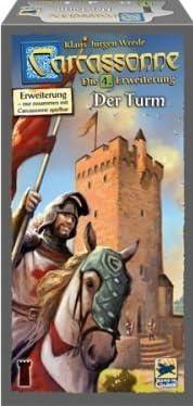 カルカソンヌJ 拡張4 塔(Carcassonne Der Turm)/ Hans im Gluck / Klaus-Jurgen Wrede