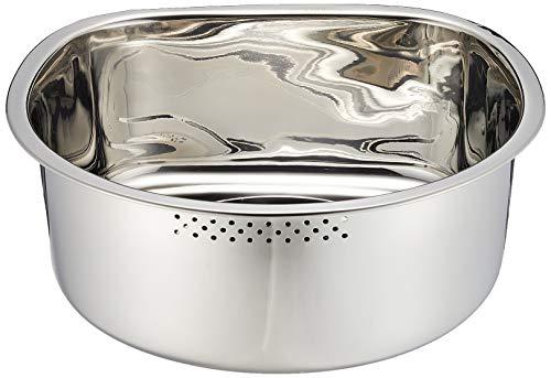 貝印『足つきD型洗い桶(DZ-1141)』