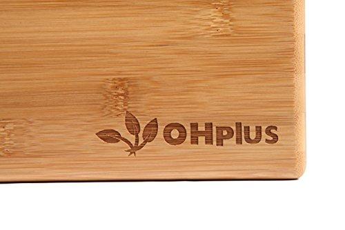 OHplus(オーエイチプラス) ヨガブロック バンブー