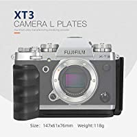 XT3 L クイックリリース Lプレートブラケットホルダー ハンドグリップカメラ Benro Arca スイス三脚ヘッド