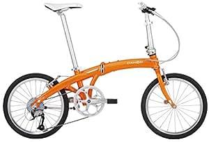 DAHON(ダホン) 折りたたみ自転車 Mu ミュー P9 15PAA093 バレンシアオレンジ