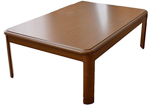 【1月中旬入荷予定】長方形 こたつ台「家具調木製こたつ台」【...