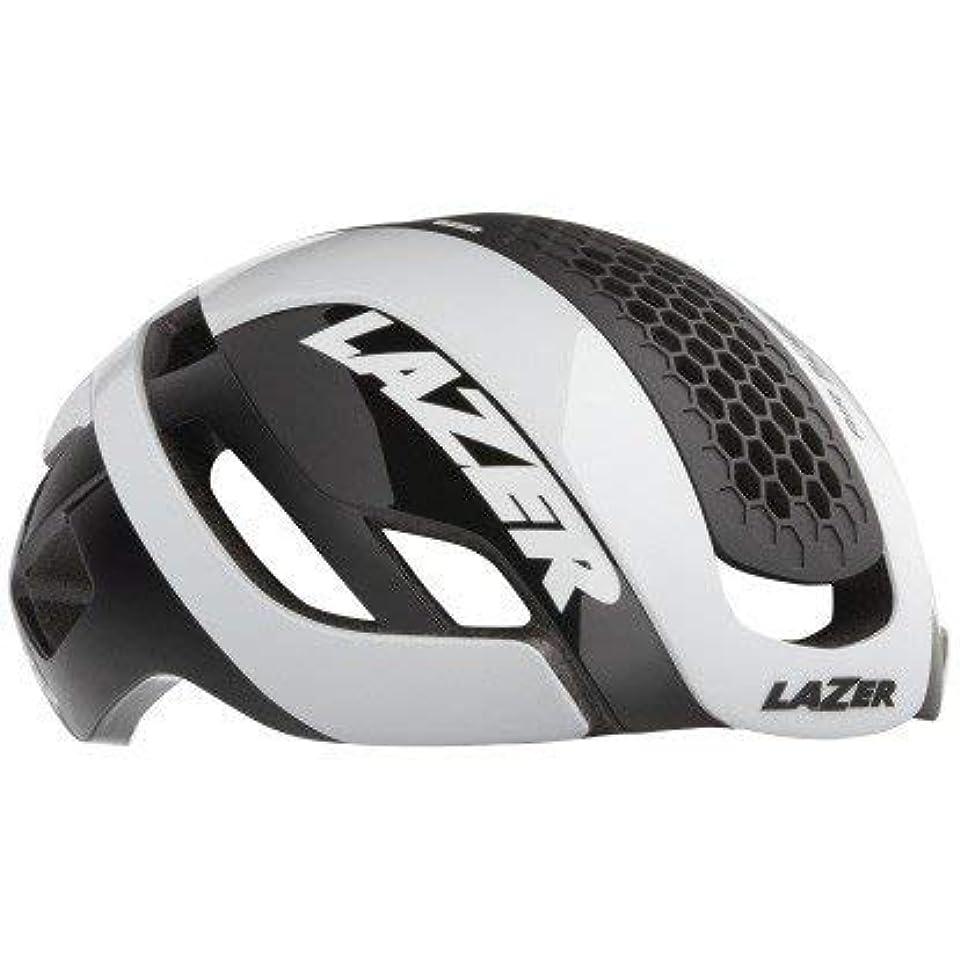 マニュアル一人で日帰り旅行にLAZER(レーザー) サイクルヘルメット Bullet2.0AF (バレット2.0アジアンフィット) ホワイト/Mサイズ