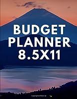 Budget Planner 8.5x11: Day Planner Book 2020