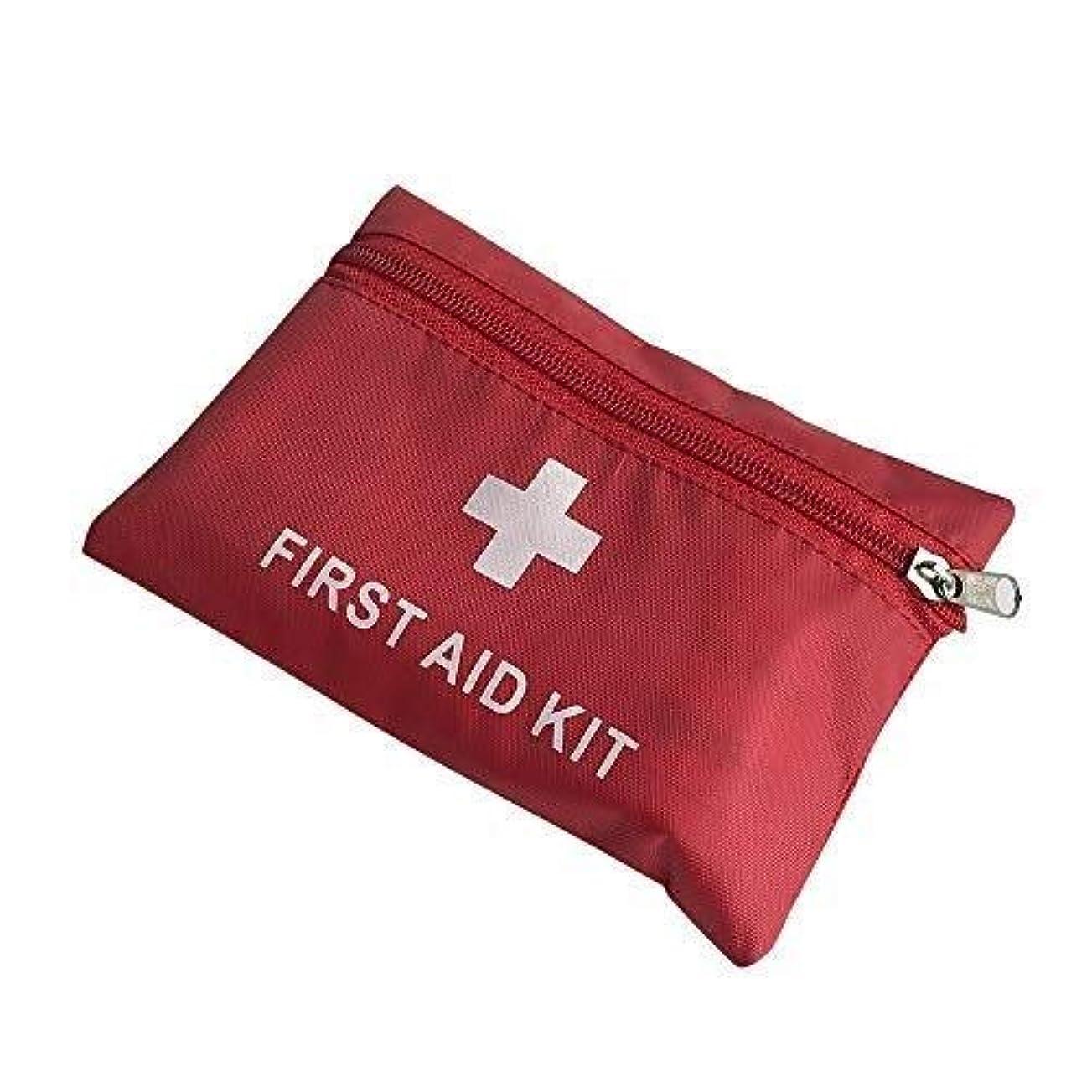 訪問健康無許可HTDZDX 収納袋応急処置キット医療サバイバルバッグ、ミニホーム緊急車用バッグホームピクニックキャンプ旅行やその他のアウトドアアクティビティーホームキッチン