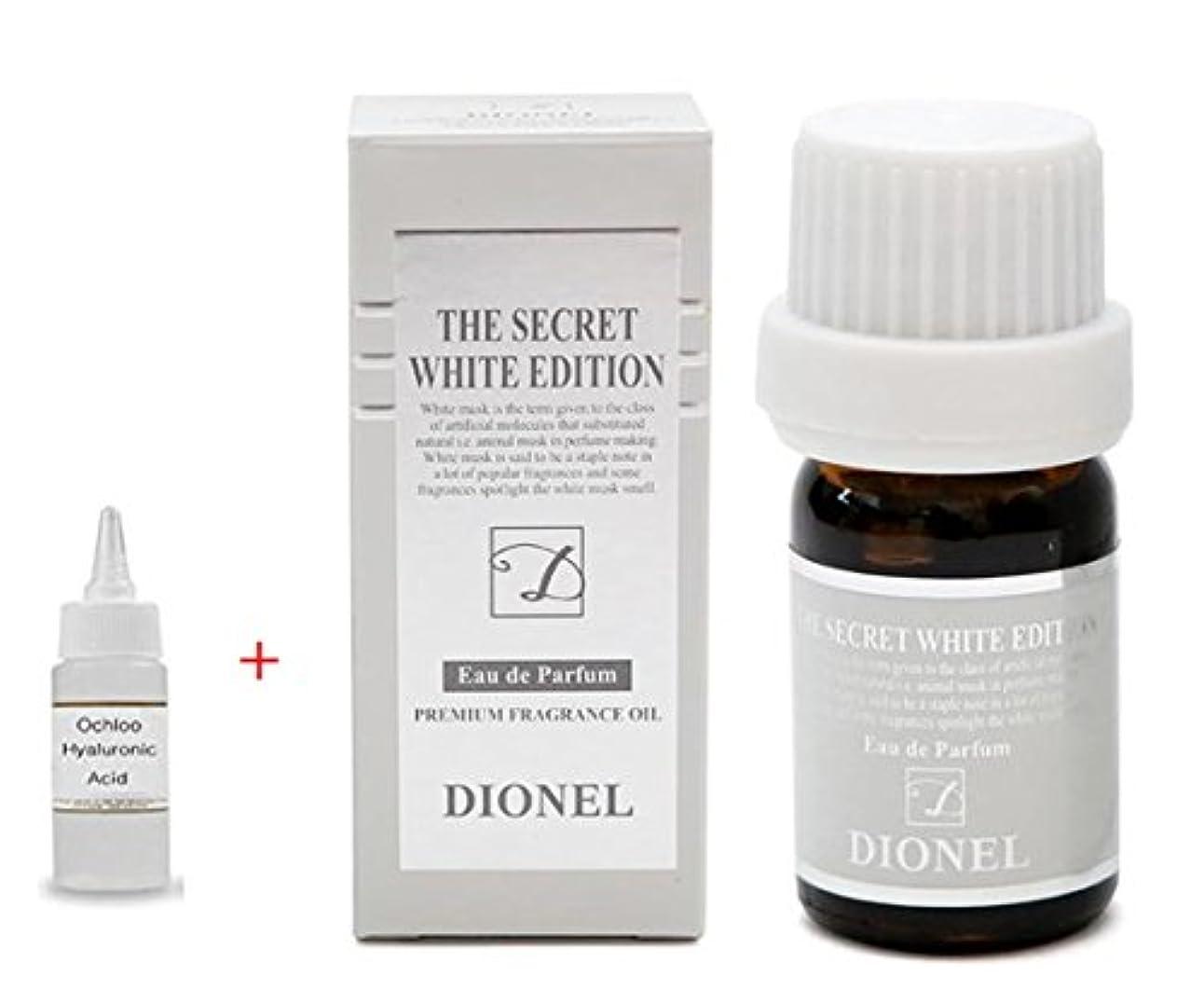 まだら不要溶けた[Dionel] 香水のような女性清潔剤、プレミアムアロマエッセンス Love Secret White Edition Dionel 5ml. ラブブラックエディション、一滴の奇跡. Made in Korea + +...