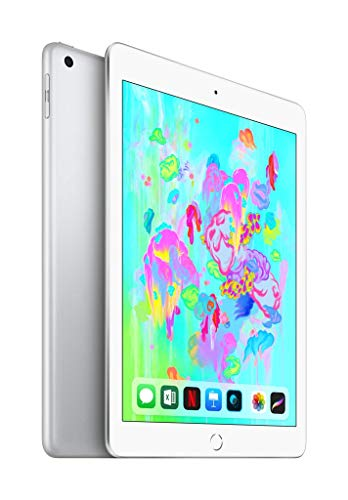 Apple iPad (Wi-Fi, 128GB) - シル...