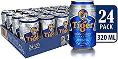 Tiger Lager Beer Can Tray, 24 x 320ml