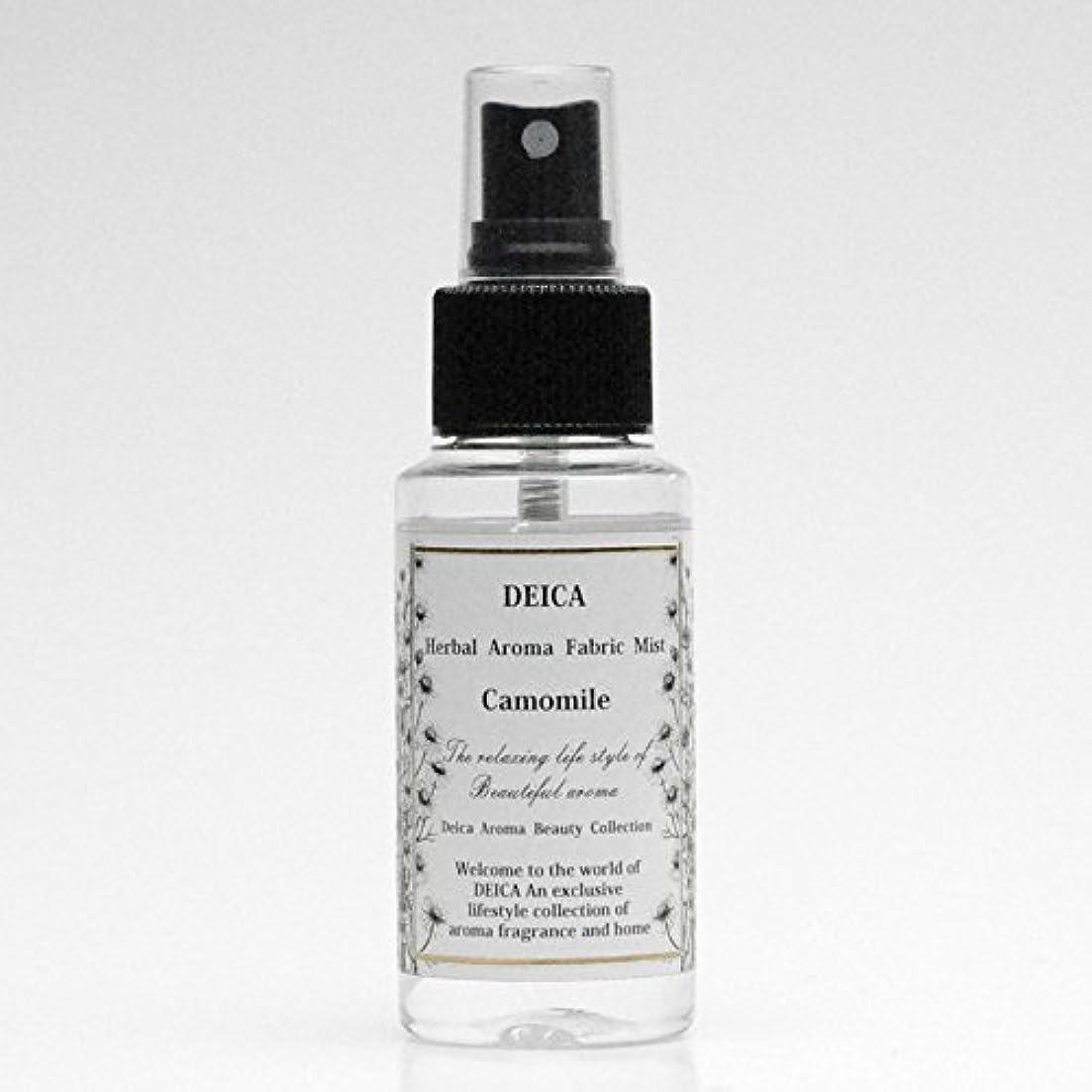 ホーンマンハッタン乳製品DEICA ハーバルアロマ ファブリックミスト ミニサイズ カモミール