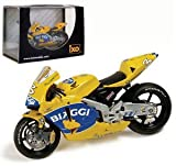 ixo RAB086 1/24 HONDA RC211V #3 M.Biaggi MotoGP 2004