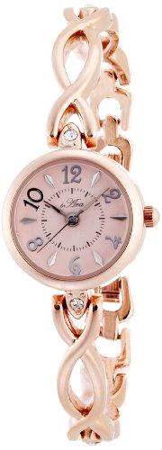 腕時計 クリッパー アナログ表示 ピンクゴールド/ピンク ST043-4 レディース フィールドワーク