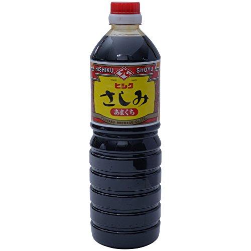 ヒシク あまくちさしみ醤油 1L