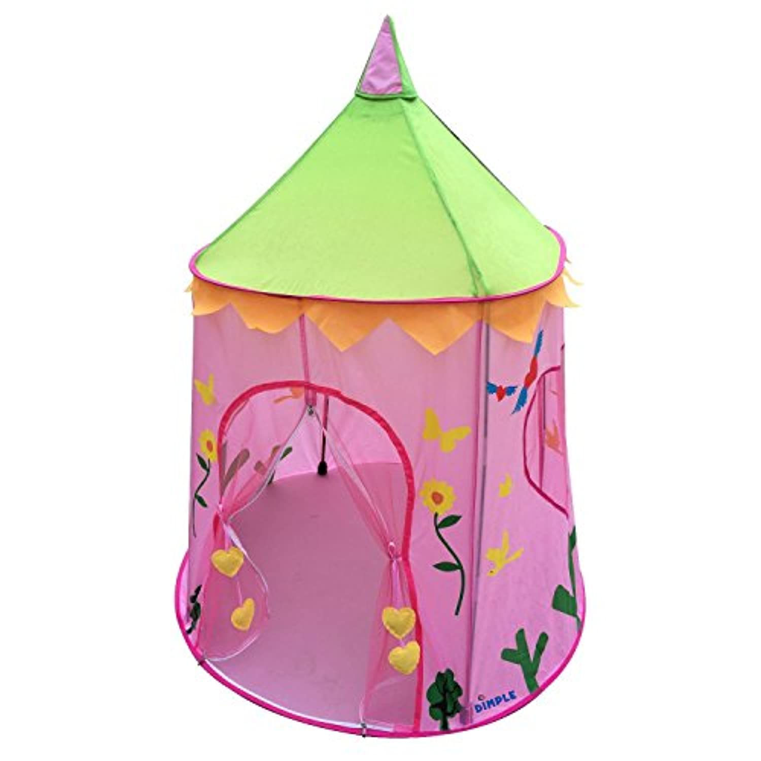Wonderland Princess Palace Fairy Castle Play Tent by Dimple