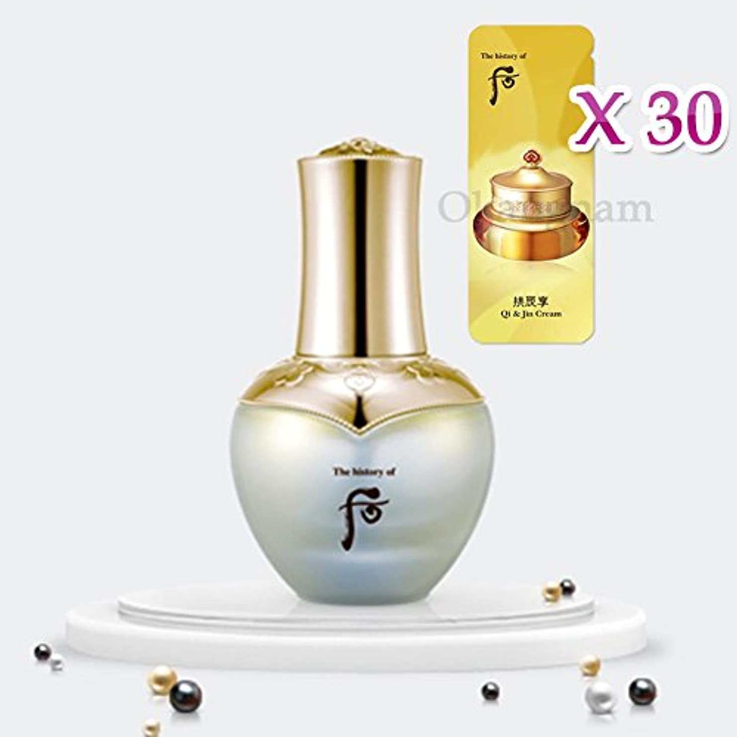漁師役職治療【フー/The history of whoo] Whoo 后 CK07 Hwahyun Gold Ampoule/后(フー) 天氣丹 花炫 ゴールドアンプル 40ml + [Sample Gift](海外直送品)