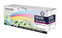 Print Rite Magenta Toner Cartridge compatible with the HP (HP 128A) CE323A [並行輸入品]