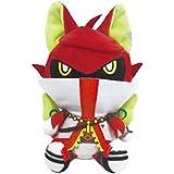 映画 妖怪学園Y 猫はHEROになれるか 剣豪紅丸 Chibiぬいぐるみ