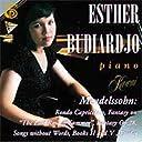 Mendelssohn :ファンタジーon 最後のローズの夏 クラシック音楽CD