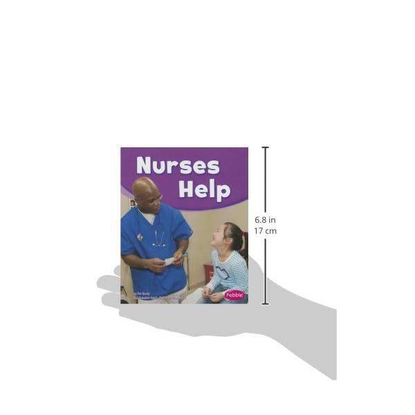Nurses Help (Pebble Books)の紹介画像2