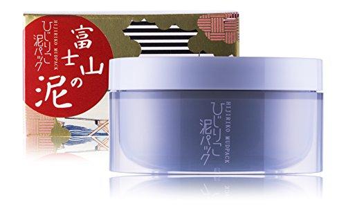 """ひじりこ泥パックW 73g""""富士山の泥"""""""