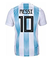 69199864b adidas Men s MESSI  10 Argentina Home Soccer Stadium Jersey World Cup  Russia 2018 サッカー