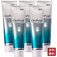 【まとめ買い】オーラパール 薬用ハミガキ オーラパール 75g*5本セット 医薬部外品