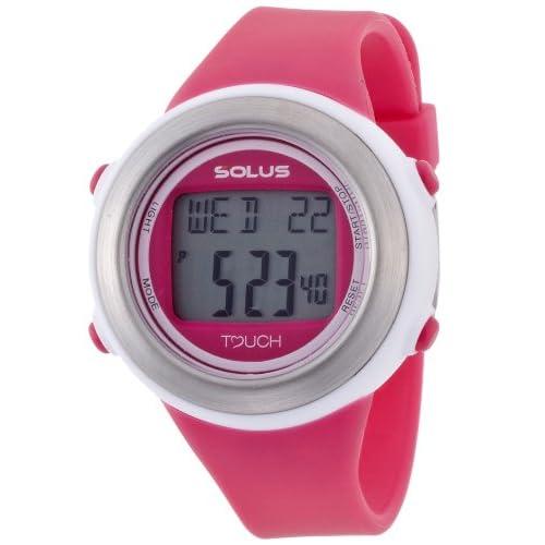 [ソーラス]SOLUS 腕時計 心拍計測機能付 Leisure 850(レジャー 850) ピンク 01-850-004 レディース 【正規輸入品】