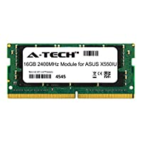 ATMS370344A25831X1 A-Tech 16GB Module for Intel NUC7i5BNH Laptop /& Notebook Compatible DDR4 2400Mhz Memory Ram