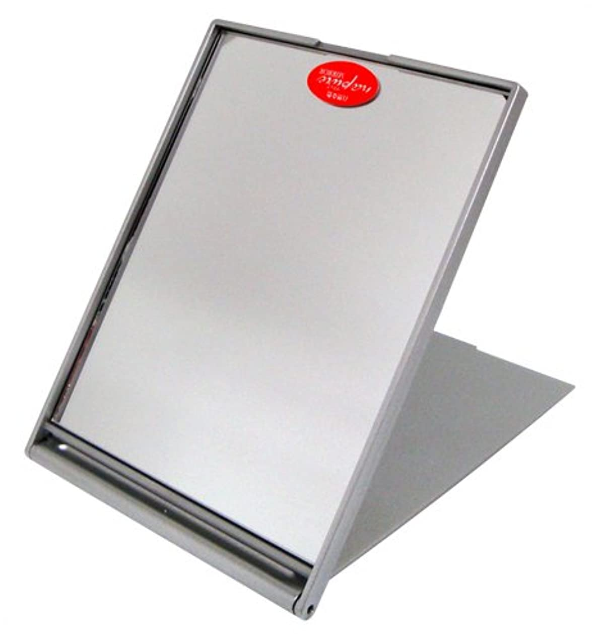安いです夕食を食べるスクレーパーナピュア コンパクトミラー(L) NA-002
